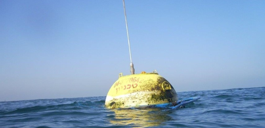CAMERI | Physical Oceanography Measurements |Haifa Buoy
