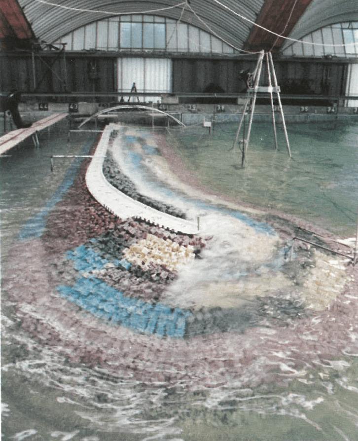 CAMERI | Heritage | Breakwater